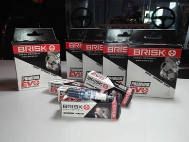 Brisk Spark Plug - Premium EVO