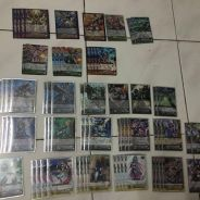 Cardfight vanguard dimension robo deck