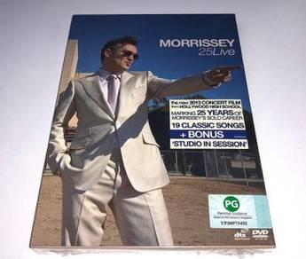 IMPORTED DVD Morrissey 25 Live
