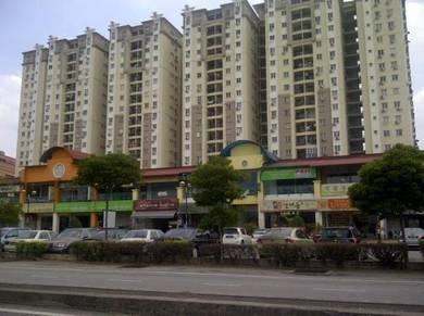 Sri Ampang Mas, Taman Dagang, 2 Car Park, Renovated