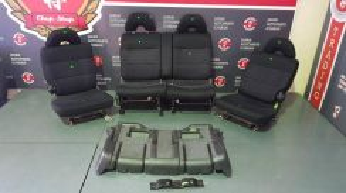 JDM Daihatsu L9 Move RS Seat Baldu Hitam Kenari
