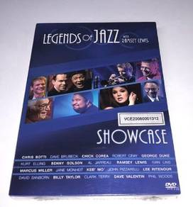 IMPORTED DVD Legends Of Jazz with Ramsey Lewis