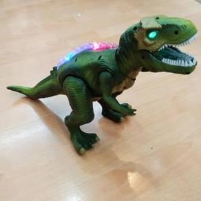 R/C Dinosaur with music, dance & lights best play^