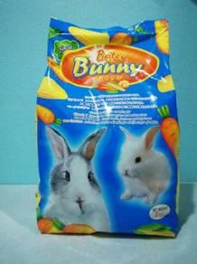 Briter Bunny Rabbit Food Carrot + Alfalfa 1kg