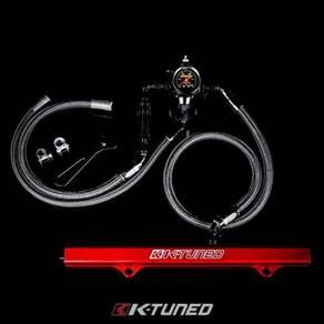 K-Tuned Center Feed Fuel System - K Swap EG EK DC2