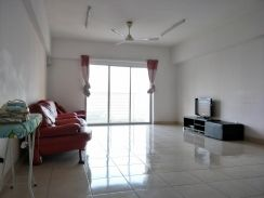 Seaview Tower Condo, High Floor Nice View at Chain Ferry, Butterworth