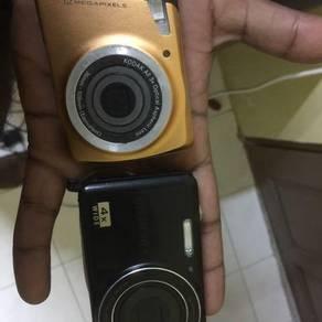 Olympus and kodak cameras utk dinego