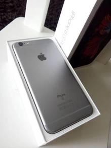 Iphone 6s plus 128gb space grey MYset