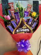 Bouquet chocolate