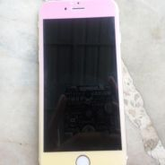 Iphone 6(64)gb gold