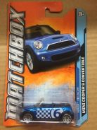 Matchbox Mini Cooper Convertible