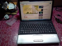Laptop compaq cq40 Intel