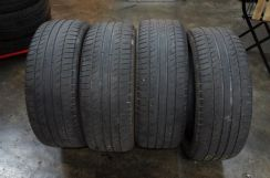 Used Michelin Tyre 215 50 17