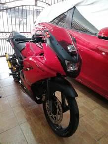 2011 Kawasaki KRR 150 Jualan Kasih Sayang