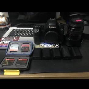 Canon 5D mark ii & Canon Lens 24-105 F4