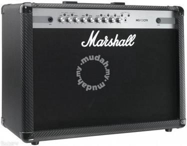 Marshall MG102CFX Combo Guitar Amp - 100W