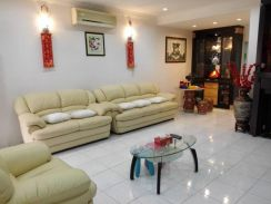 Krystal Country Home Town House Triple Storey Bayan Lepas Penang