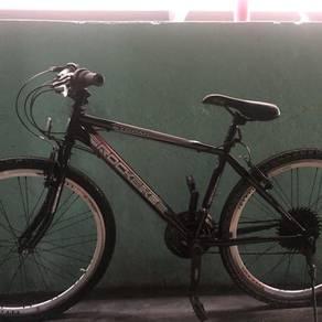 Rock bike