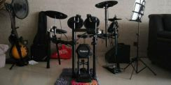 Roland electric drum v-series td-11k
