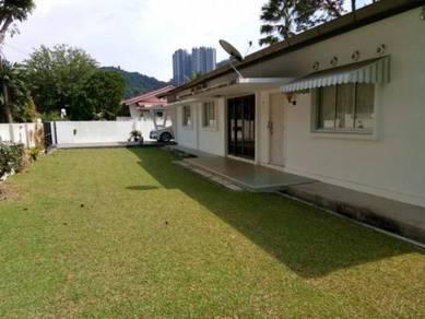 Single storey bungalow Tanjung Bungah
