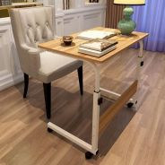 Computer Laptop Table Height Adjust Study Table