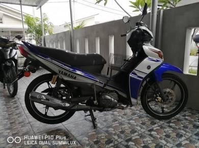 Yamaha Lagenda 115zr Fi SE