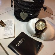 Guess Leopard design (W0001L2)