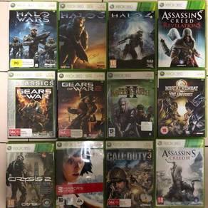 Xbox 360 Games (Original)