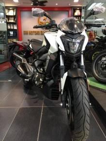 Modenas Dominar D400 -ABS- 90% Credit/ No GST