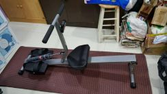 Home indoor rowing fitness equipment