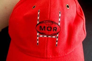 Nice Red Cap -