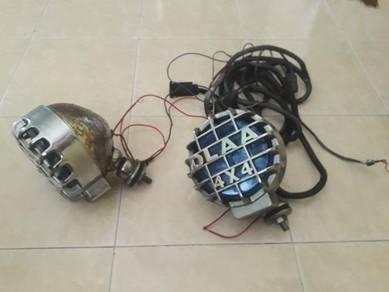 4X4 sportlight