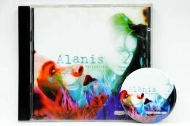 Original CD ALANIS MORISSETTE - Jagged Pill [1995]