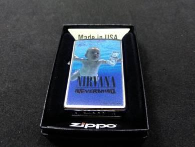 ORIGINAL ZIPPO Nirvana Nevermind