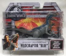Jurassic World Attack Pack Velociraptor Blue