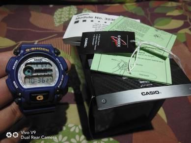 G-shock dw-9052-2vdr navy blue