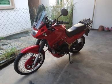 1995 or older Kawasaki kle 500