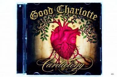 Original CD - GOOD CHARLOTTE - Cardiology [2010]