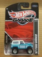 Hotwheels Garage Ford Bronco