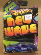 Hotwheels New Wave