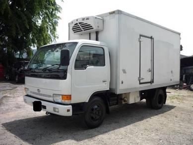 Nissan ud yu41/2008/thermo king freezer -15c
