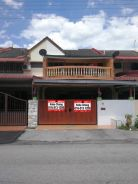 Ipoh First Garden Double Storey House Fully Renovated