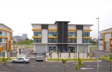 3 storey semi-d factory, alam perdana industrial park, puchong