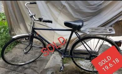 Japanese bicycle National Panaso (SOLD 19June18)