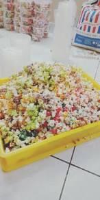 Popcorn candy crush AZ