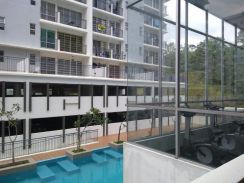 Condo Hijauan Heights Fully Furnished