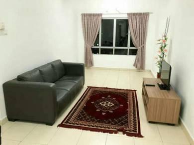 (MUST RENT) Mutiara Residence Condo (FULLY) UNIV360 Serdang Jaya