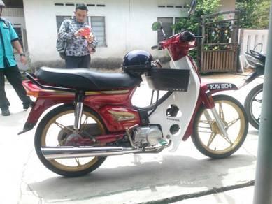 Moto ex5