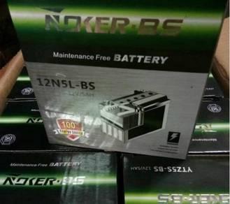 Battery Gel YB5L-BS (12N5L)