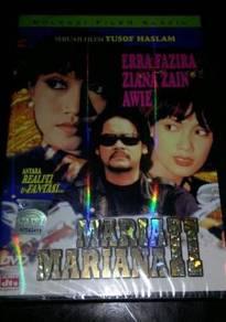 MARIA MARIANA 2 DVD MOVIE VIDEO AWIE ZIANA Zain